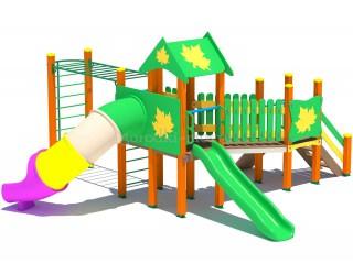 Играем в детские городки