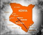 Сафари в Кении, лето (февраль) 2010